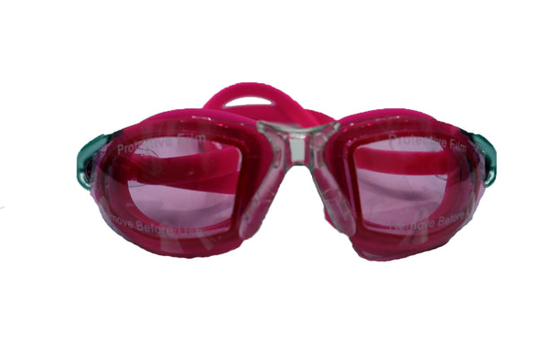 GOGGLES NATACIÓN MAXIMUM MIRROR PINK
