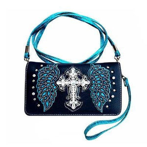 Cross Snap Handbag - TRUTH Christian Boutique