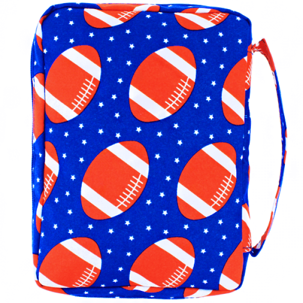 Football Print Bible Cover - TRUTH Christian Boutique