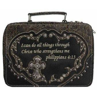 """I Can Do All Things"" Bible Case - TRUTH Christian Boutique"