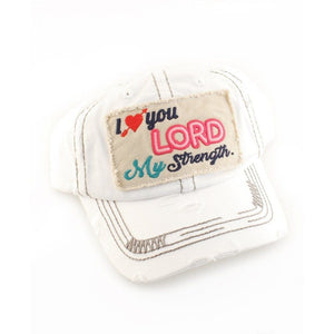 """Lord My Strength"" - TRUTH Christian Boutique"