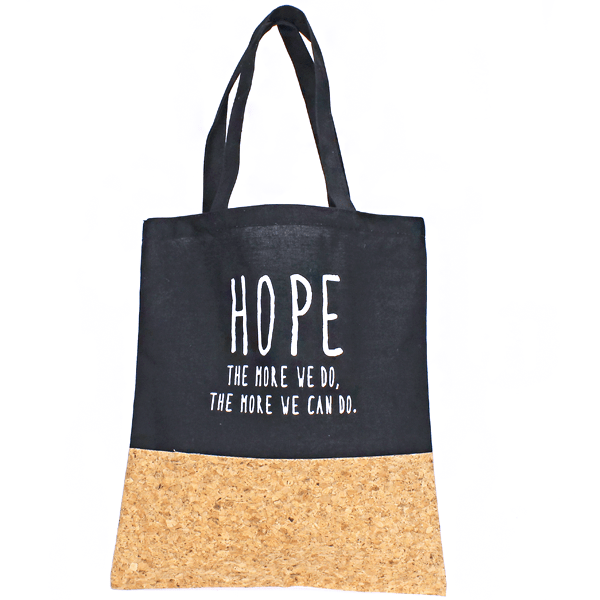 """Hope"" Canvas Tote Bag - TRUTH Christian Boutique"