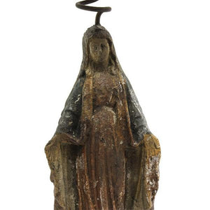 Mary Candle Holder - TRUTH Christian Boutique