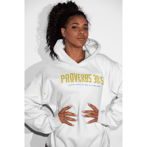 Proverbs 30:5 Christian Hoodie - TRUTH Christian Boutique