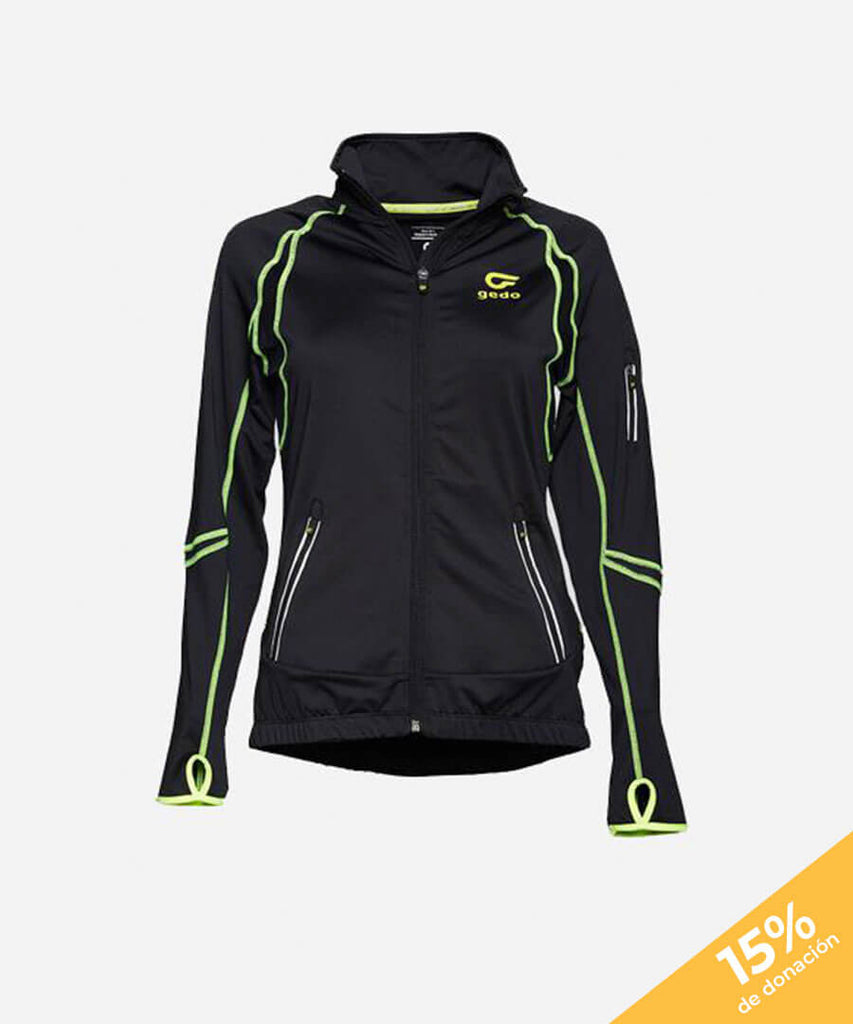 Chaqueta Cooldry Running/Fitness
