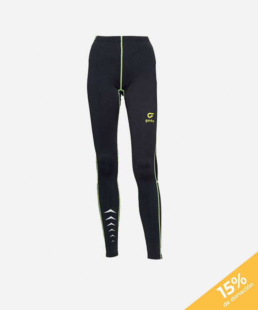 Malla Larga Compression Running/Fitness