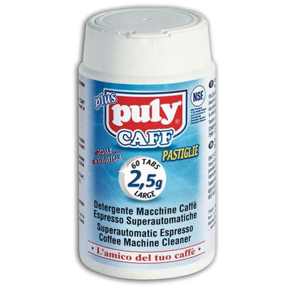 Puly Caff Plus - capsules nettoyantes - 60x2.5g.Puly Caff- Caf Tech Espresso