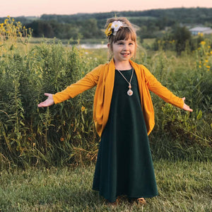 Caitlyn Cardigan (Sizes 6m-Girls 10)