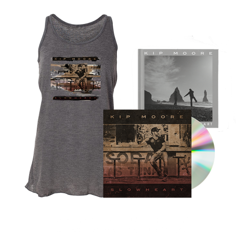 SLOWHEART - CD + Tank Top + Signed Photo Book + Enhanced Album Experience
