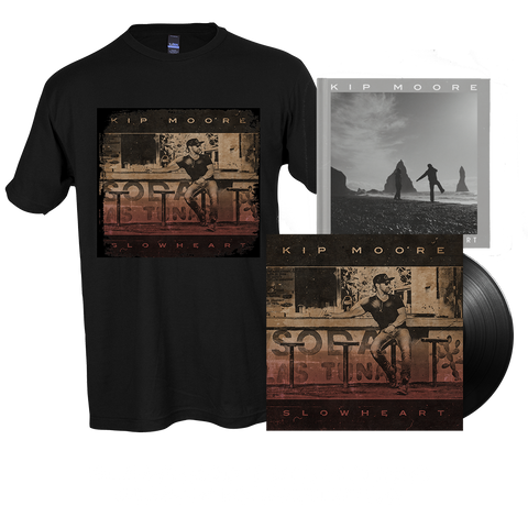 SLOWHEART - Vinyl LP + T-Shirt + Signed Photo Book + Enhanced Album Experience