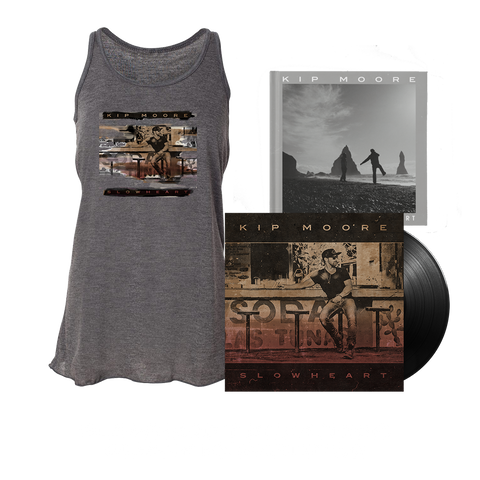 SLOWHEART - Vinyl LP + Tank Top + Signed Photo Book + Enhanced Album Experience
