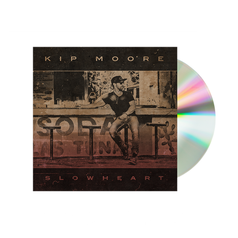 SLOWHEART - CD + Enhanced Album Experience