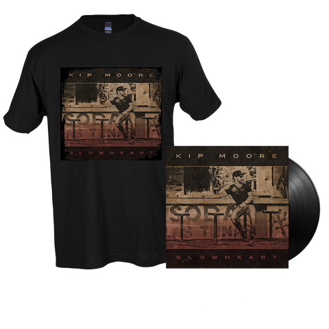 SLOWHEART - Vinyl LP + T-Shirt + Enhanced Album Experience
