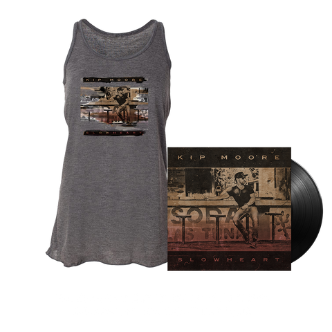 SLOWHEART - Vinyl LP + Tank Top + Enhanced Album Experience