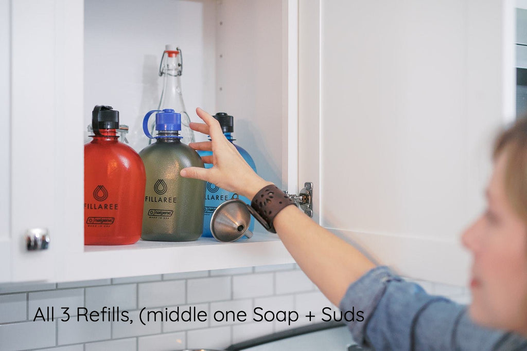 Soap + Suds Hand & Body Wash Refill Subscription