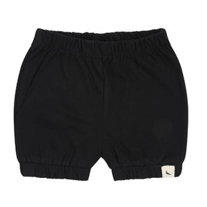 black bloomer shorts for baby and toddlers