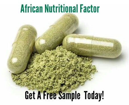African Nutritional Factor - FREE SAMPLE