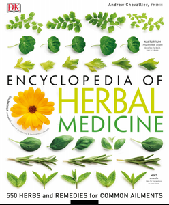 Encyclopedia of Herbal Medicine, 338 pages, fully illustrated (Ebook)