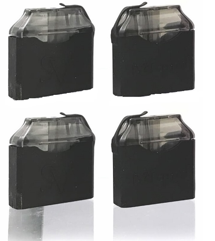 Mi-Pod Refillable Pods 4Pc