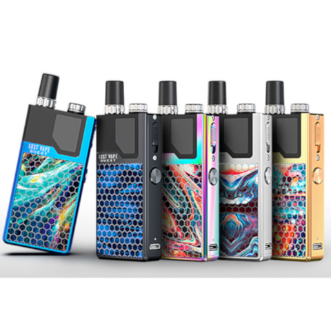 Lost Vape Orion Q 40W Mod Only