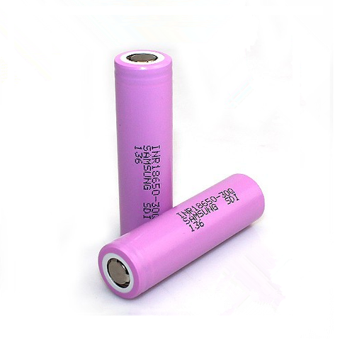 Samsung 30Q INR 18650 3000mah 2Pc Pair