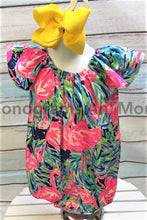 Flutter Sleeve Lilly Inspired Bubble Baby