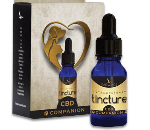 FAIRWINDS CBD COMPANION