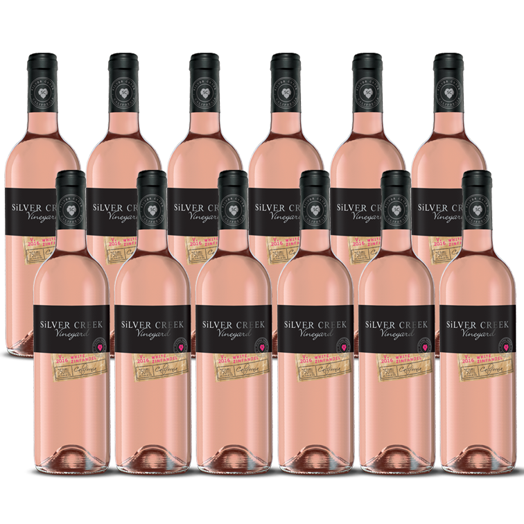 White Zinfandel - 12 Pack
