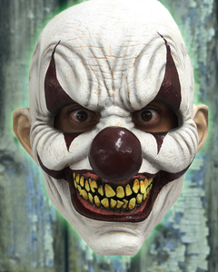 Rob Zombie Halloween Clown Mask.Clown Masks Creepy Depot