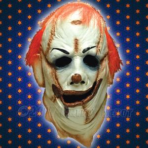 Clown Skinner Mask from the Fox TV show - The Following