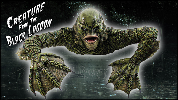 Creature from the Black Lagoon Wall Art