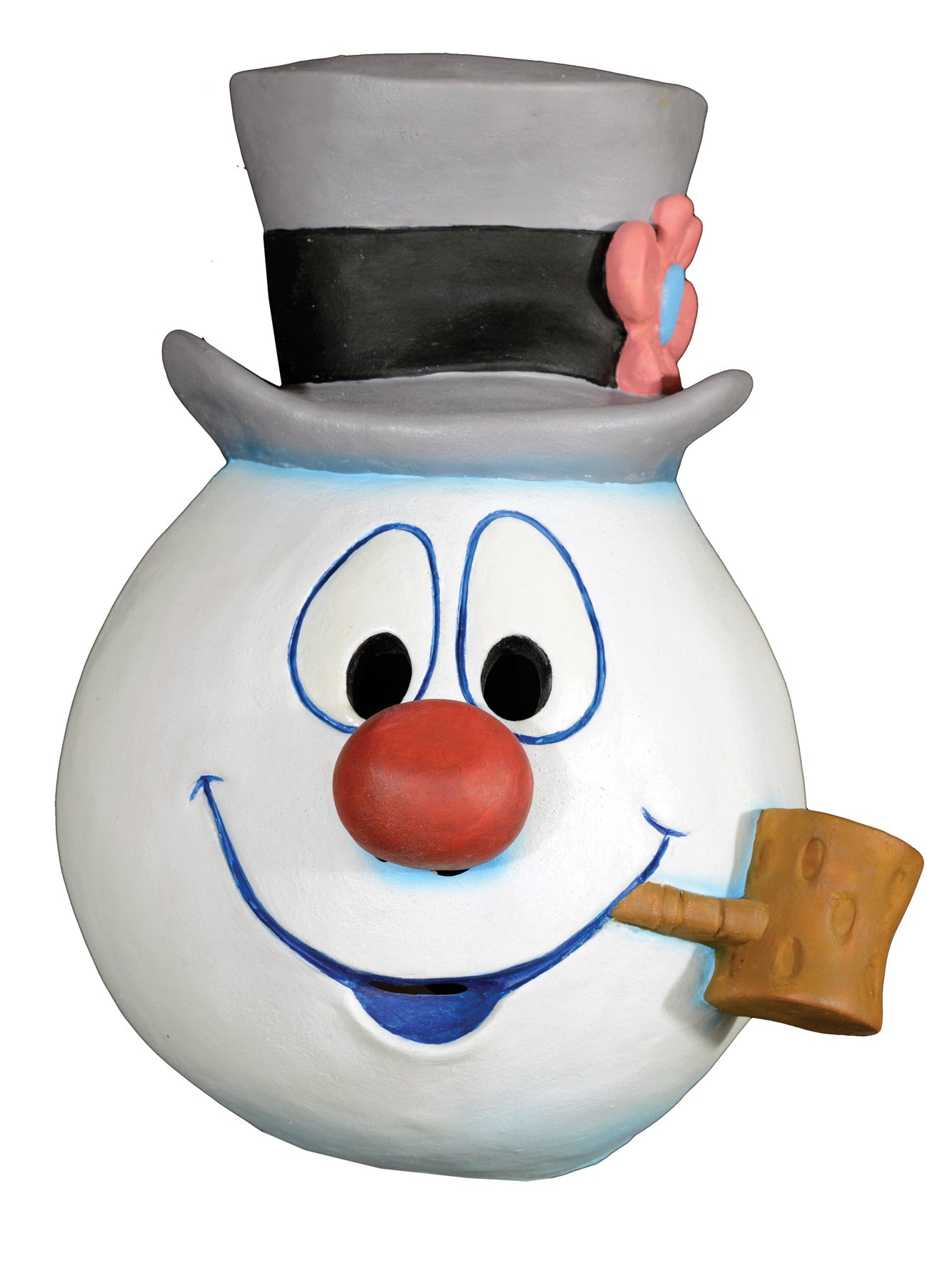 frosty the snowman mask