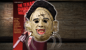 Texas Chainsaw Massacre - Killing Mask 1974 / NEW