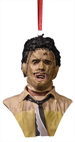 Leatherface Texas Chainsaw Massacre Ornament