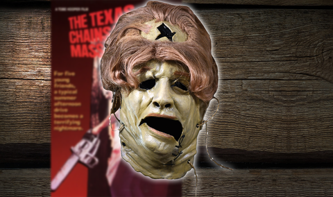 Texas Chainsaw Massacre - Leatherface Grandma 1974 / NEW
