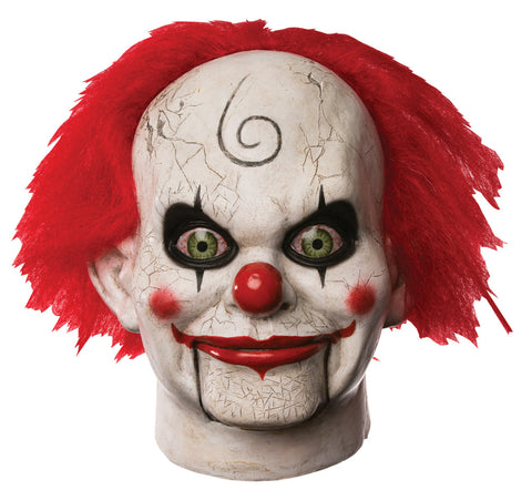 Mary Shaw Clown Puppet Mask