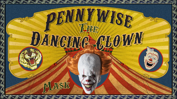 Pennywise - IT (NEW) 2018