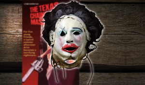 Texas Chainsaw Massacre - Pretty Woman Mask 1974 / NEW