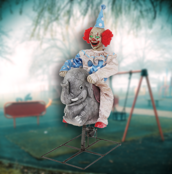 Rocking Playground Clown