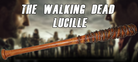 Negan's Lucille - Take it like a champ!   - Back in stock and ready for blood -