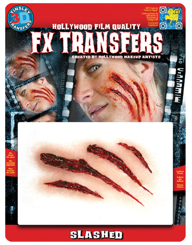 tinsley fx transfers slashed make up effect