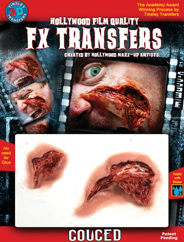 tinsley fx gouged wound effect