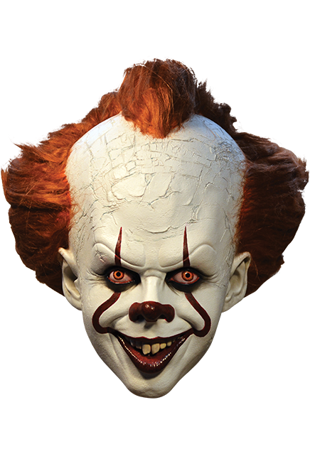 Pennywise Deluxe Mask 2019
