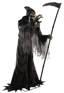 Lunging Reaper Animated Halloween Prop