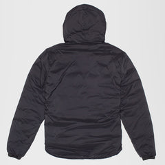CANADA GOOSE LODGE DOWN HOODY MATTE FINISH BLACK