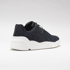 DIOR B17 OBLIQUE SNEAKER BLACK/WHITE