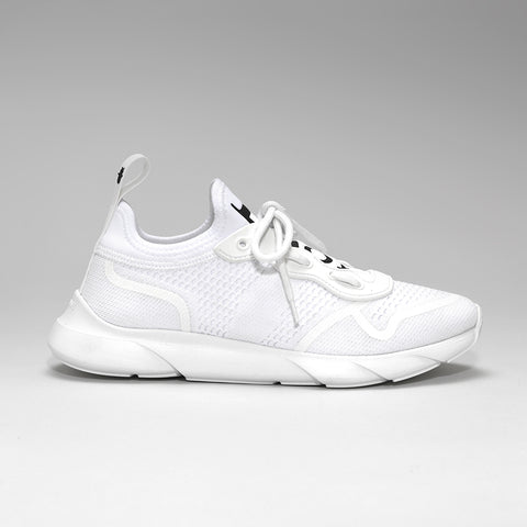 DIOR B21 NEO TECHNICAL KNIT SNEAKER WHITE