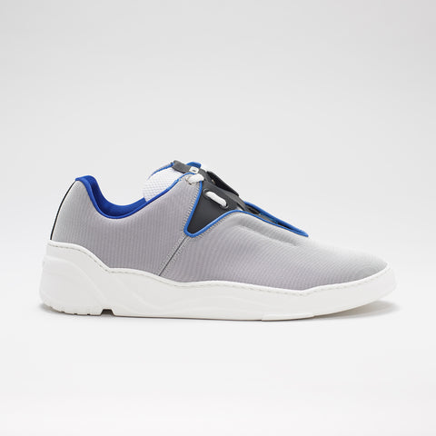 DIOR HOMME CANVAS RUNNER GREY/BLACK