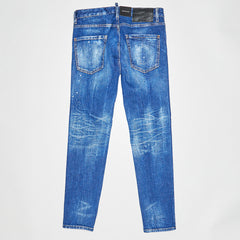 DSQUARED2 SKINNY DAN ICON JEANS