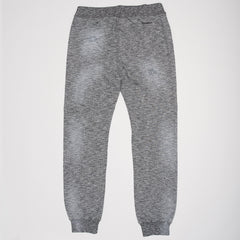 DSQUARED2 BLACK ICON PRINT JOGGERS GREY